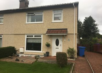Thumbnail 3 bed semi-detached house for sale in Ryemount Road, Robroyston, Glasgow