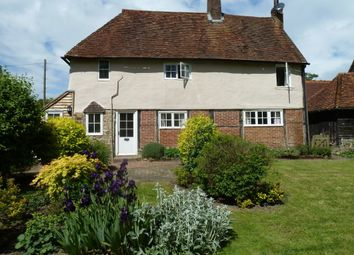 Thumbnail 3 bed cottage to rent in Lye Green, Crowborough, East Sussex