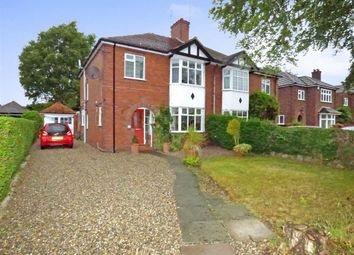 Thumbnail 3 bed semi-detached house for sale in Chancery Lane, Alsager, Stoke-On-Trent