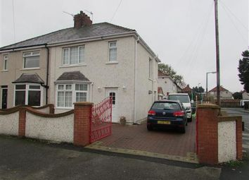 Thumbnail 3 bed property to rent in Limes Avenue, Heysham, Morecambe