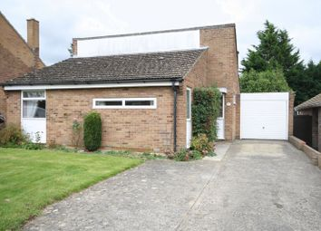 Thumbnail 3 bed detached bungalow for sale in Churchill Way, Long Hanborough, Witney