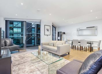 Thumbnail 2 bed flat to rent in Riverlight Quay Three, Nine Elms