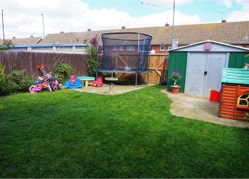 Thumbnail 3 bed terraced house for sale in Medhurst Gardens, Gravesend