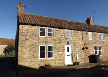 Thumbnail 3 bed cottage to rent in Dishforth, Thirsk