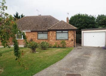 Thumbnail 2 bed semi-detached bungalow to rent in Elm Grove, Kirby Cross, Frinton-On-Sea