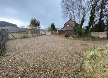 Land for sale in Station Road, Brough HU15