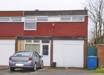 Thumbnail 3 bed end terrace house for sale in Telford Road, Coton Green, Tamworth