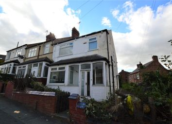 Thumbnail 3 bed terraced house for sale in Hall Road, Leeds, West Yorkshire