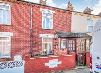 Thumbnail Terraced house for sale in Walpole Road, Great Yarmouth