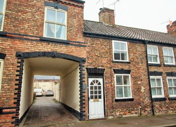 Thumbnail 1 bed terraced house for sale in St. Marygate, Ripon