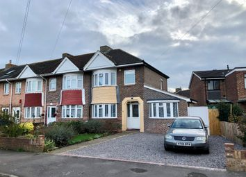 Thumbnail 4 bed end terrace house for sale in Anthony Grove, Gosport