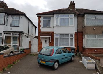 Thumbnail 1 bed flat to rent in Inwood Road, Hounslow