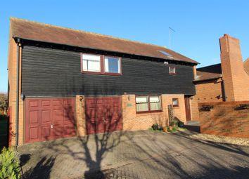 Thumbnail 4 bed detached house to rent in Corbett Close, Willen, Milton Keynes