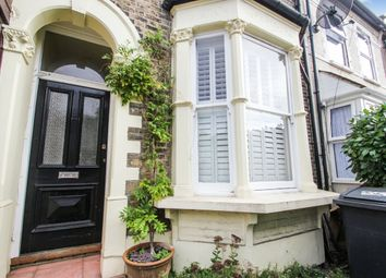 Thumbnail 3 bed terraced house for sale in Mornington Road, Leytonstone