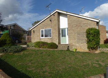 Thumbnail 3 bed semi-detached bungalow for sale in Northwick Road, Ketton, Stamford