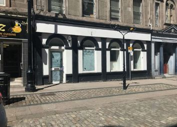 Thumbnail Retail premises for sale in Panmure Street, Dundee
