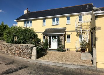 Thumbnail 5 bed detached house for sale in Tram Cross Lane, Lanner, Redruth, Cornwall