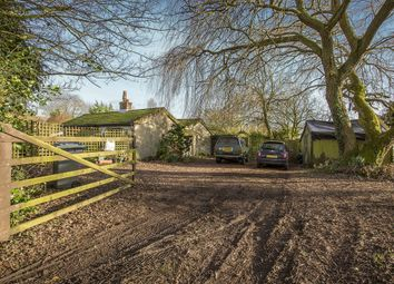 Thumbnail 5 bed detached bungalow for sale in Cratfield Lane, Cratfield, Halesworth