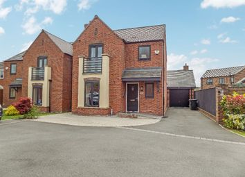 Thumbnail 3 bed detached house for sale in Argyle Close, Wordsley, Stourbridge