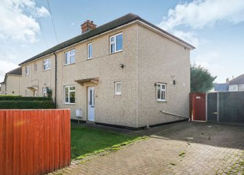 Thumbnail 3 bed semi-detached house for sale in Lindsell Crescent, Biggleswade