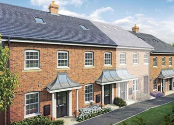 "Thumbnail 3 bed end terrace house for sale in ""Plot 15 - The Easterling Variant "" at Twyford Road, Eastleigh"