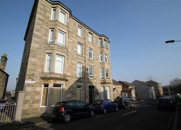 Thumbnail 1 bed flat for sale in Mary Street, Paisley, Renfrewshire