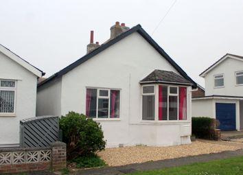 Thumbnail 3 bed detached bungalow for sale in Slindon Avenue, Peacehaven