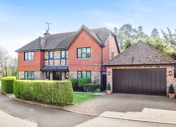 Woodgate Avenue, Northaw, Potters Bar EN6. 5 bed detached house for sale