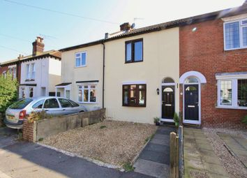 Thumbnail 2 bedroom terraced house for sale in Aberdeen Road, Southampton
