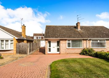 Thumbnail 2 bed semi-detached bungalow for sale in Ribston Close, Worcester