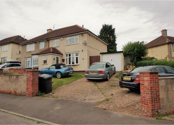 Thumbnail 3 bed semi-detached house for sale in Hattern Avenue, Leicester