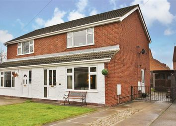Thumbnail 3 bed property for sale in Nursery Close, Barton-Upon-Humber