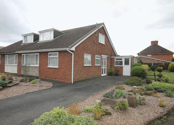 Thumbnail 3 bed semi-detached house for sale in Greenways, Penkridge, Stafford