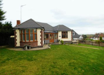 Thumbnail 3 bed bungalow for sale in The Crescent, Walton On The Hill, Stafford.