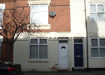 Thumbnail 3 bedroom terraced house to rent in Sherrad Road, Highfield, Leicester