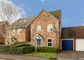 Thumbnail 3 bed detached house for sale in Imperial Way, Ashford, Kent