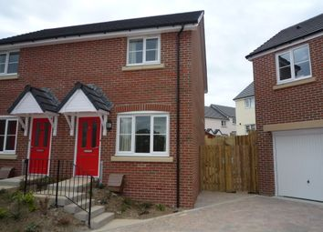 Thumbnail 2 bedroom semi-detached house to rent in Withnoe Way Close, Launceston