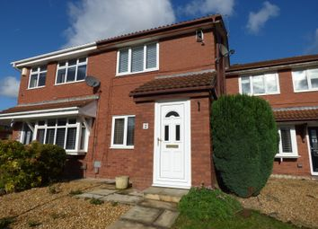 Thumbnail 2 bed terraced house for sale in Holwick Close, Washington
