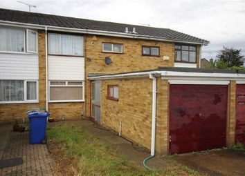 Thumbnail 3 bedroom terraced house for sale in Byron Gardens, Tilbury, Essex