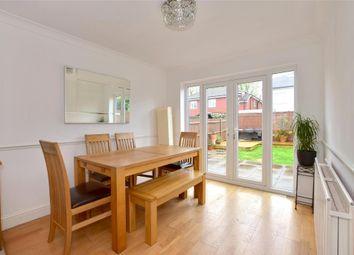 Thumbnail 4 bed semi-detached house for sale in Polesteeple Hill, Biggin Hill, Westerham, Kent