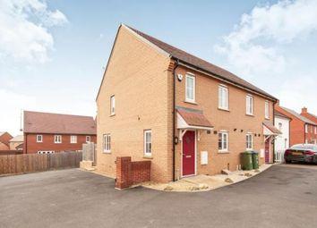Thumbnail 2 bed semi-detached house for sale in Skinner Road, Aylesbury, Bucks, England