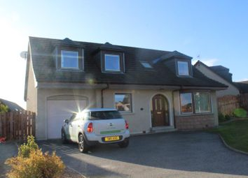 Thumbnail 4 bed detached house to rent in Braeview, Inverurie