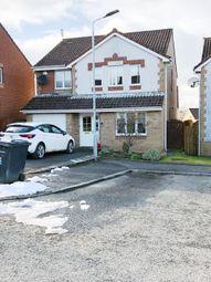 Thumbnail 4 bed detached house for sale in Mendip Lane, Lindsayfield, East Kilbride