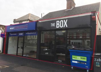 Thumbnail Retail premises to let in Holdenhurst Road, Bournemouth