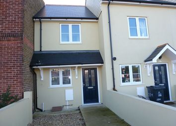 Thumbnail 2 bed terraced house to rent in Tankerton Road, Tankerton, Whitstable