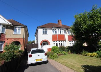 Thumbnail 3 bed semi-detached house for sale in Shanklin Road, Southampton