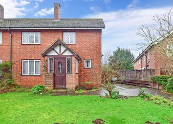 3 bed semi-detached house for sale in Lime Crescent, East Malling, Kent ME19