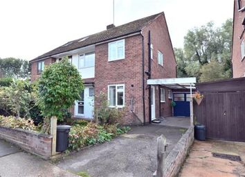 Thumbnail 3 bed semi-detached house for sale in Spencer Close, Cowley, Uxbridge