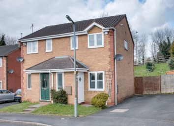 Thumbnail 2 bed semi-detached house for sale in Abbey Close, The Oakalls, Bromsgrove