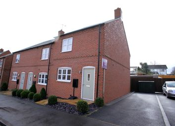 Thumbnail 2 bed town house to rent in Spitfire Road, Castle Donington, Derby